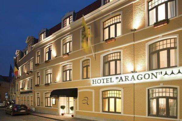 Hotel Aragon - фото 21