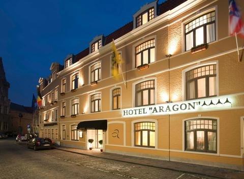 Hotel Aragon - фото 22