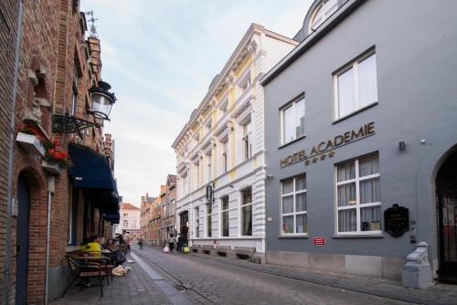 Hotel Academie - фото 22