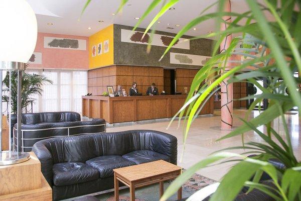 Crowne Plaza Hotel Brugge - фото 13
