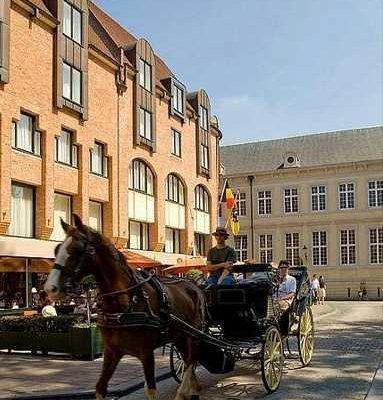 Crowne Plaza Hotel Brugge - фото 21