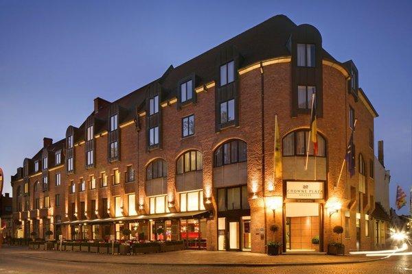 Crowne Plaza Hotel Brugge - фото 22