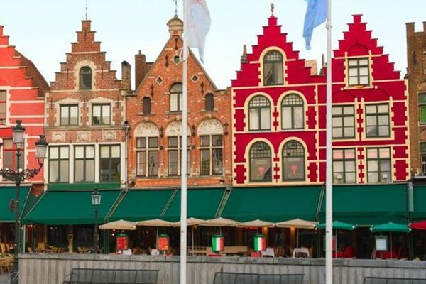 Crowne Plaza Hotel Brugge - фото 23