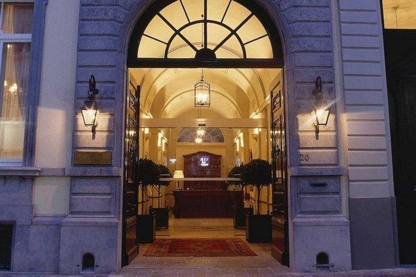 Hotel Oud Huis de Peellaert - фото 17