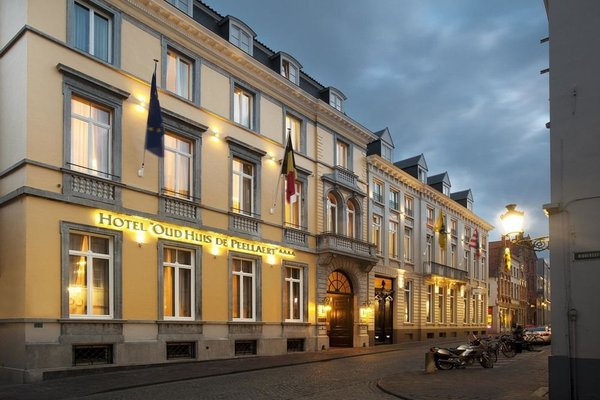 Hotel Oud Huis de Peellaert - фото 21
