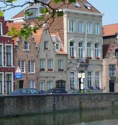Hotel Ter Duinen - фото 20