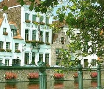 Hotel Ter Duinen - фото 21