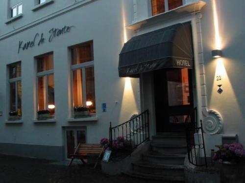 Hotel Karel de Stoute - фото 17