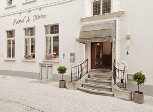 Hotel Karel de Stoute - фото 21