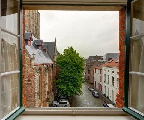 Hotel Jacobs Brugge - фото 18