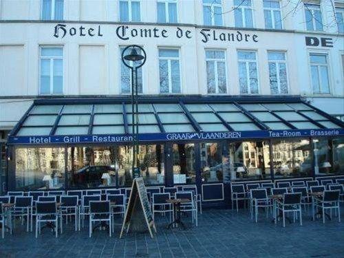 Hotel Graaf Van Vlaanderen - фото 13