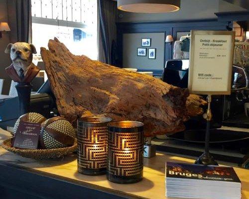 Hotel Graaf Van Vlaanderen - фото 18