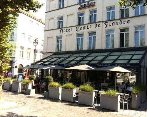 Hotel Graaf Van Vlaanderen - фото 22