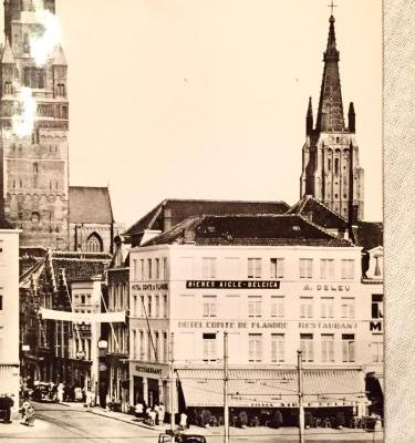 Hotel Graaf Van Vlaanderen - фото 23