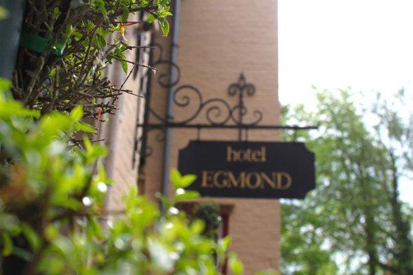 Hotel Egmond - фото 14