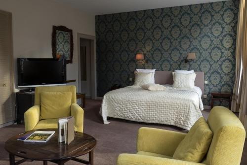 Hotel Duc De Bourgogne - фото 2
