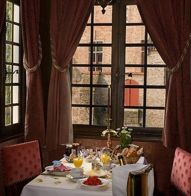 Hotel Duc De Bourgogne - фото 20