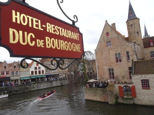 Hotel Duc De Bourgogne - фото 22