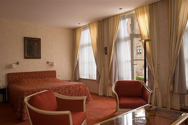 Hotel Duc De Bourgogne - фото 6