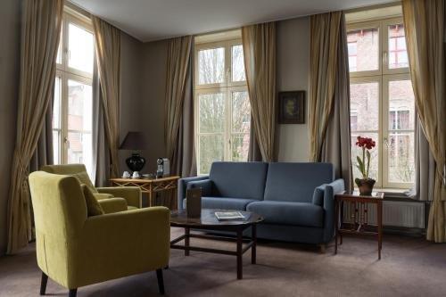 Hotel Duc De Bourgogne - фото 8