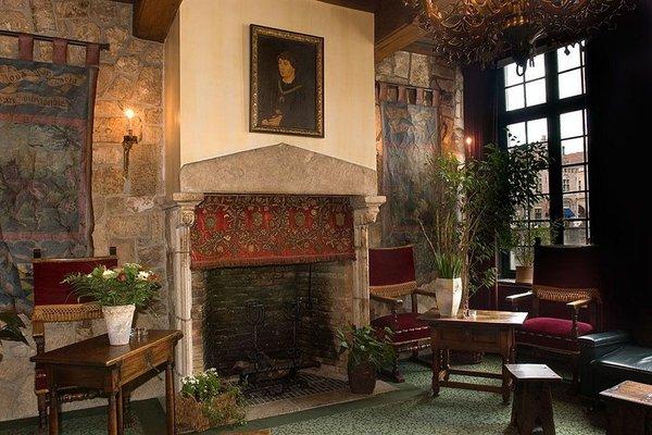 Hotel Duc De Bourgogne - фото 9