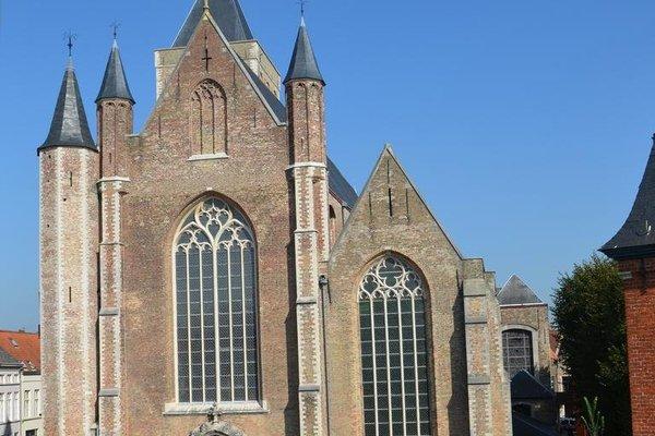B&B Walwyck Suites Brugge - фото 23