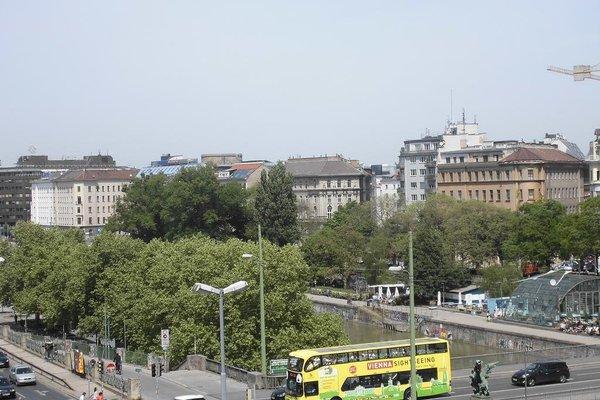 Apartment Donaukanalblick - фото 19