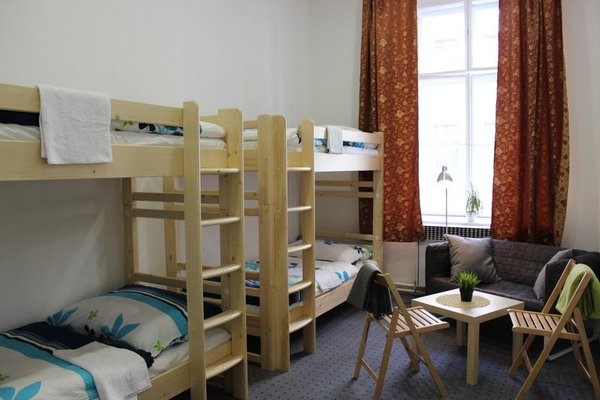 Hostel Opletalova - фото 7