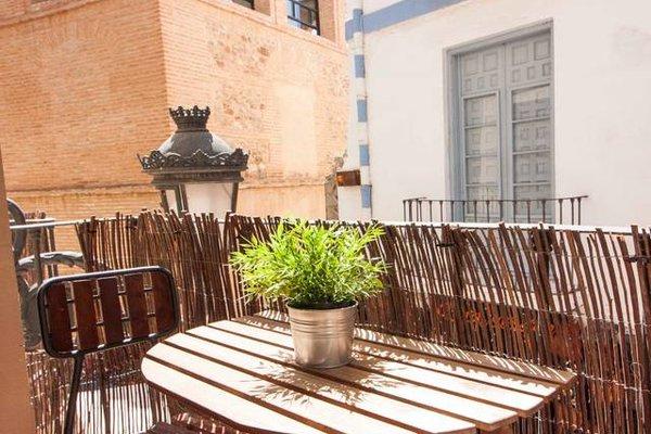 The Heart of Malaga Apartments - фото 19