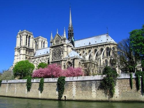 Apartment Notre Dame Bright - фото 2