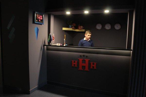 Holland Hoek Hotel - фото 18