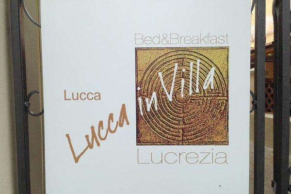 Lucca in Villa Lucrezia - фото 11