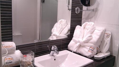 Hotel Al Mandari - фото 7