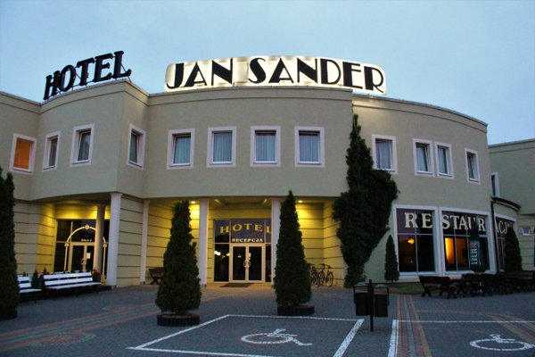 Hotel Jan Sander - фото 22