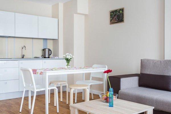 Apartamenty Borowinowa2 - фото 14