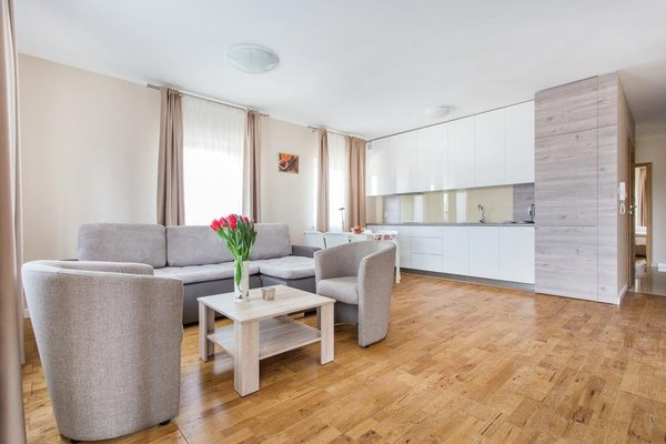 Apartamenty Borowinowa2 - фото 7