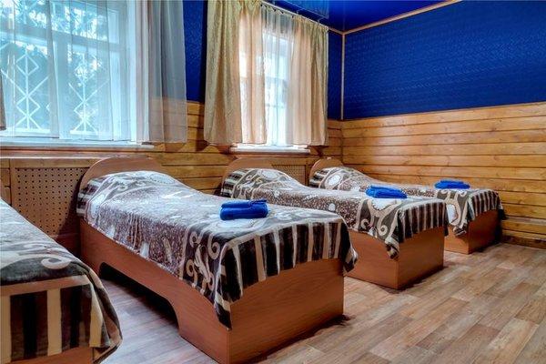 Отель Беркана - фото 1