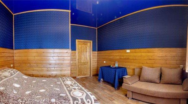Отель Беркана - фото 11