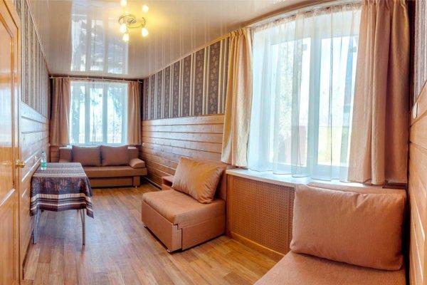 Отель Беркана - фото 17