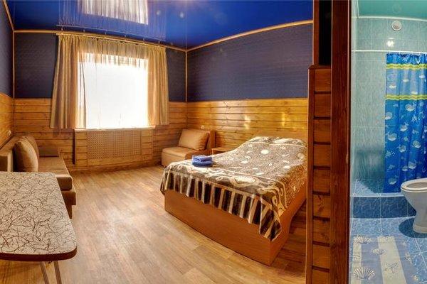 Отель Беркана - фото 3