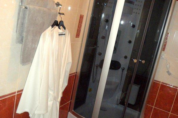 Отель Николь - фото 13