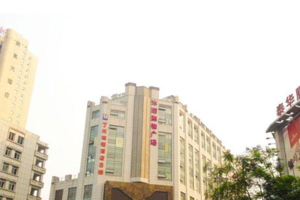 7 Days Inn Chengdu Chunxi Road Yanshi Kou Branch - фото 0