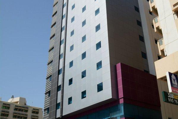 Al Majaz Hotel Sharjah - фото 22