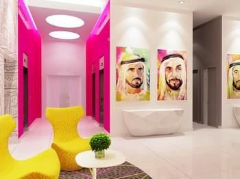 Al Majaz Hotel Sharjah - фото 3