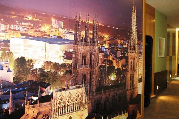 Hotel Boutique Museo Burgos - фото 23