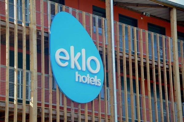 Eklo Hotels Le Mans - фото 13