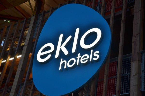 Eklo Hotels Le Mans - фото 17
