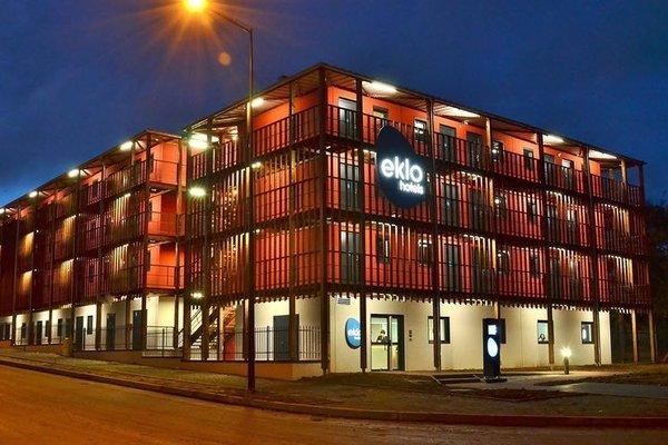 Eklo Hotels Le Mans - фото 23