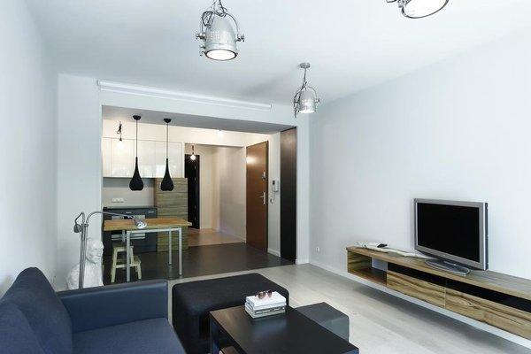 Aquarius Sopot Apartament - фото 1