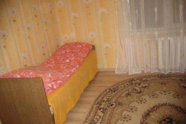 Гостевой дом «Khitriy Lis», Яг